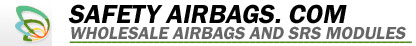 Buy auto airbags at wholesale prices. Used and new airbag repair and replacement