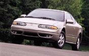 [oldsmobile alero car]