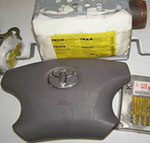 toyota modules and airbags